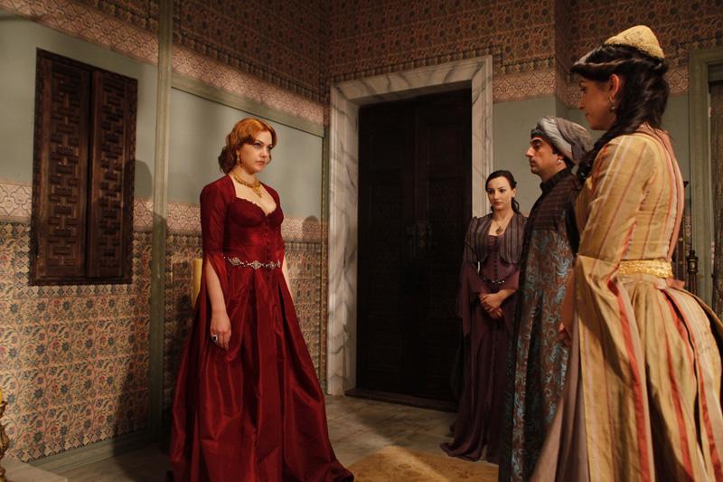 Sulejman Veličanstveni - epizoda 3 - TV serija