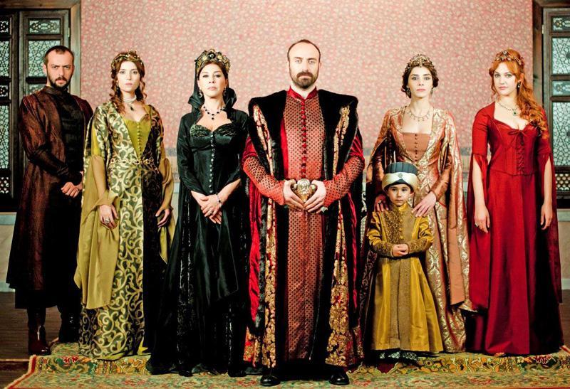 13:50 OBN Sulejman Veličanstveni 1, epizoda 1.